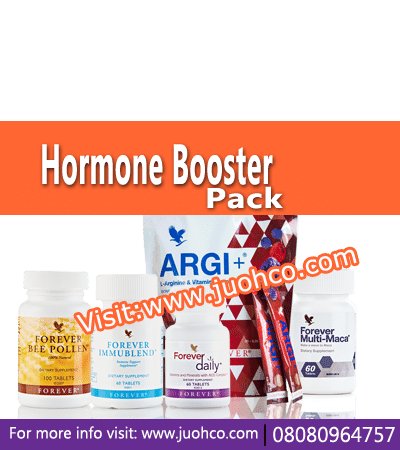 Hormone Booster Pack