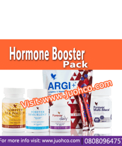 Hormone Booster Kit - Juohco