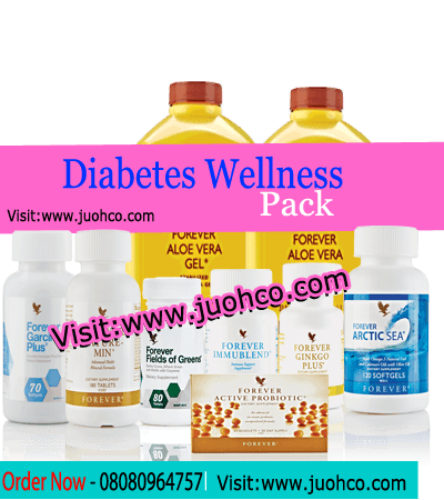 Diabete Wellnes Pack