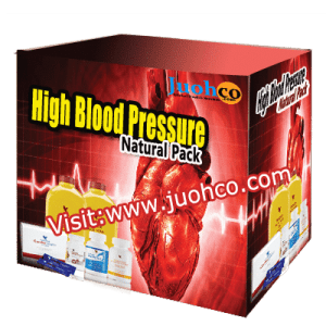 High Blood Pressure Natural Pack