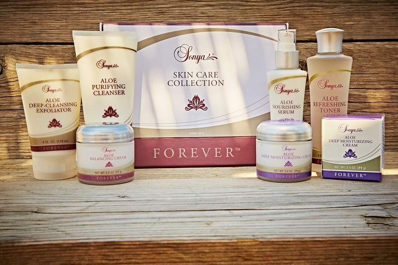 complete SOYNA skin care