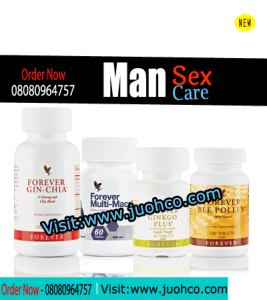 Man Sex Care A Powerful Testosterone and Well-being Booster