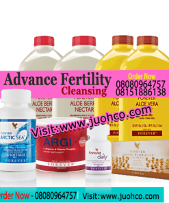 Advance Fertility Cleansing 2