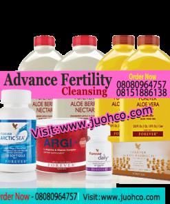 Advance Fertility Cleansing 2