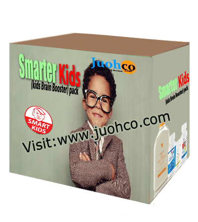 Smarter Kids pack kids Brain Booster 2