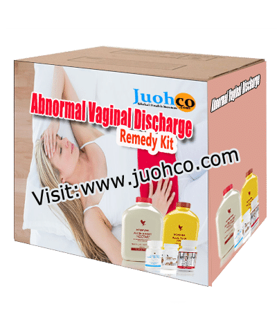 Abnormal Vaginal Discharge Remedy Kit 11