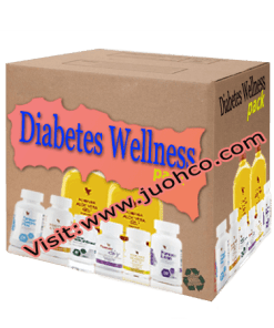 Diabete Wellnes Pack 12