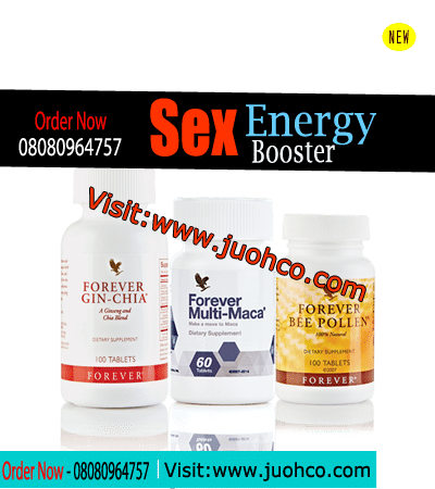 3 in 1 Sex Energy Booster for Couple