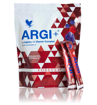 BENEFIT OF FOREVER ARGI PLUS