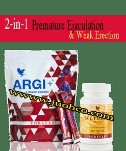 Premature Ejaculation & Weak Erection