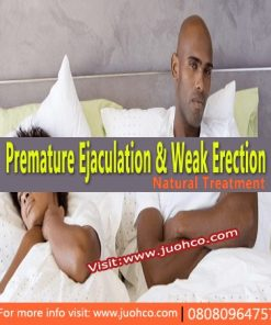 Forever Living 2-in-1 Premature Ejaculation & Weak Erection Reversal Therapy
