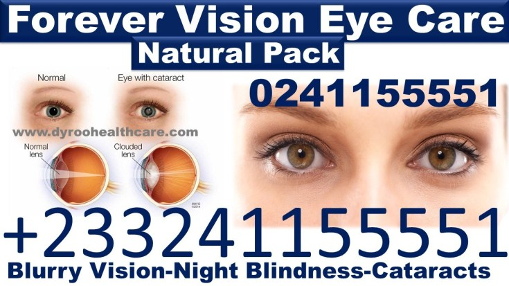 Forever Living Products For Eye Care