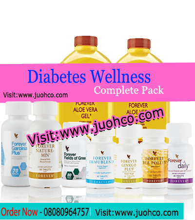 Diabetes Wellness Pack | Permanent Solution To Diabetes‎