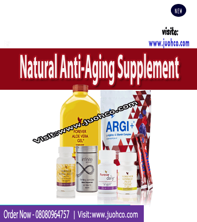 Slow down Aging Cells With #1 Natural Anti-Aging Supplement