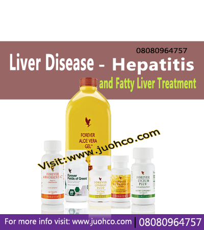 Liver Cleanse | Hepatitis B and Fatty Liver Treatment Pack