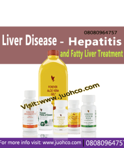 Liver Cleanse | Hepatitis, hepatitis/fatty B and Fatty Liver Treatment Pack