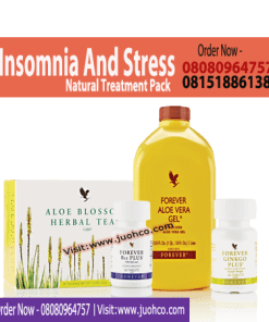 Insomnia and Stress Natural Treatments