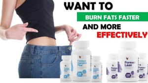 Burn Fat Faster With More Efficiency Using Forever Garcinia And Forever Lean