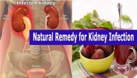 Natural Remedy for Kidney Infection / Stones