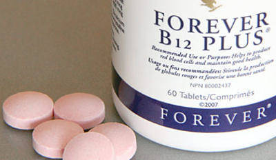 benefits of Forever B12 plus
