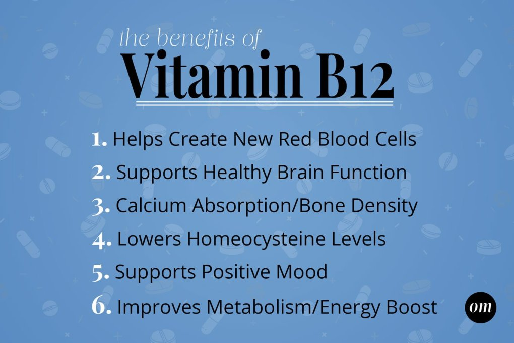 the benefits of Forever B12 plus