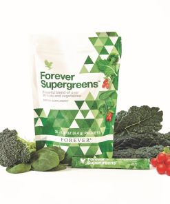 Benefit of Forever Supergreens | Forever Living Products Nigeria