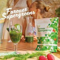 Superfood! Forever Supergreens! Spirulina Super greens