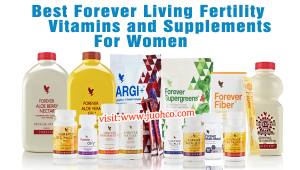 Best Forever Living Fertility Vitamins and Supplements for Women: