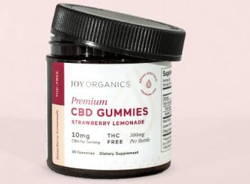 JOY CBD Gummies
