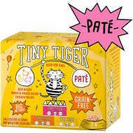 Save an Extra 50% off Tiny Tiger Wet Cat Food!