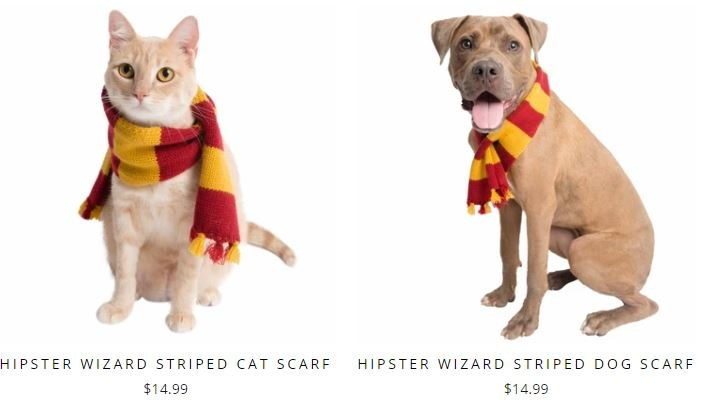 Handmade Scarfs for dogs and cats.