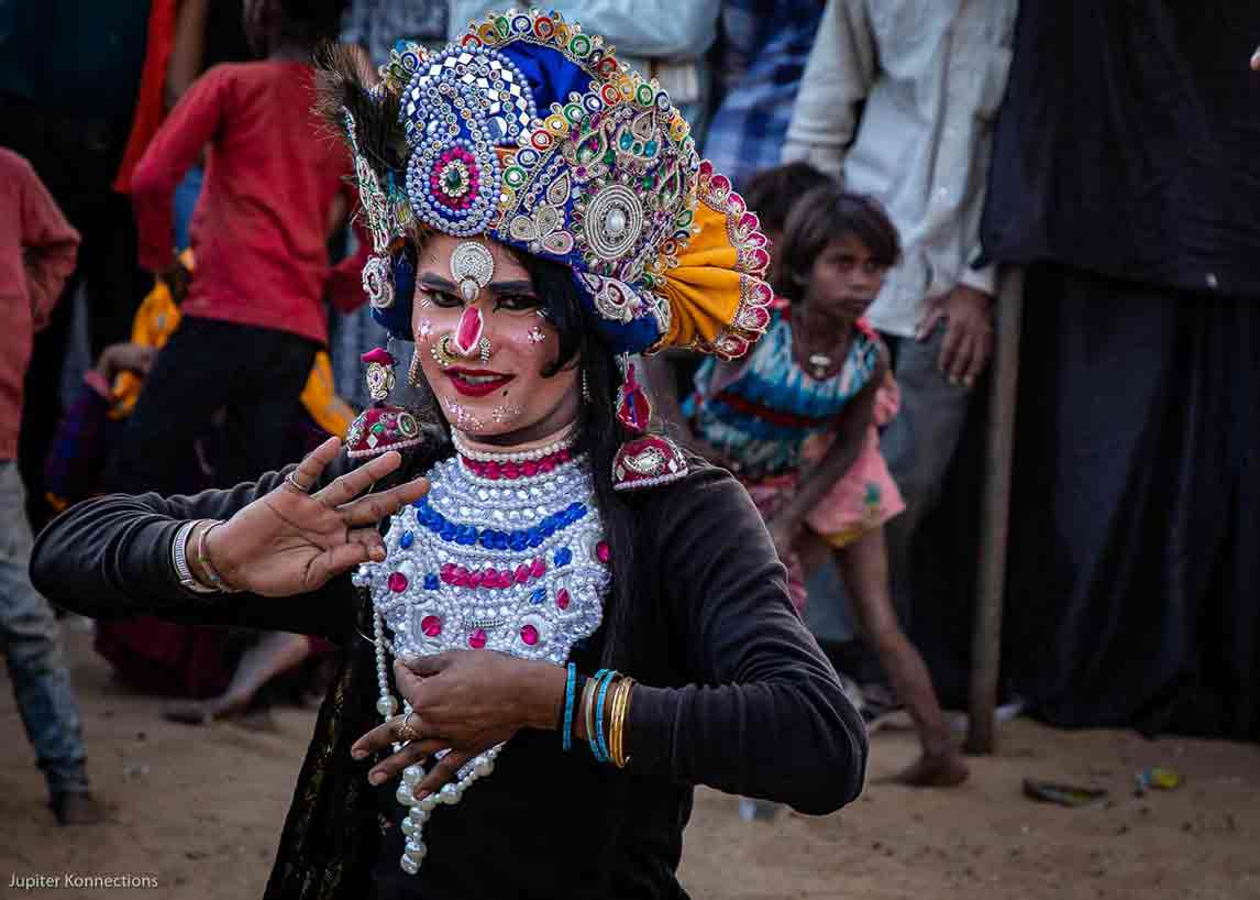 Faces of India, Portofolio, Series