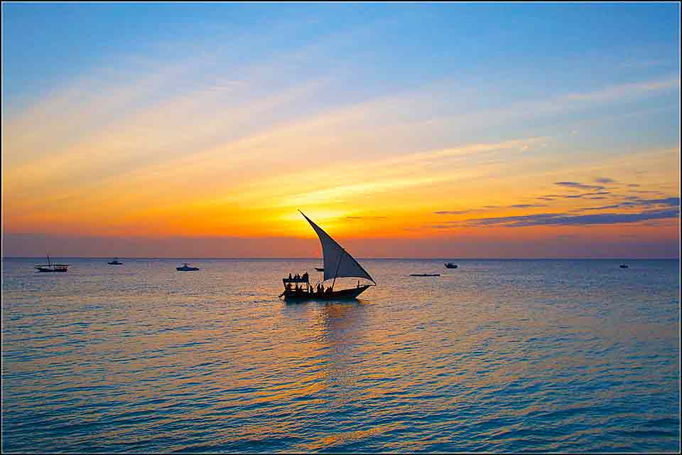One Week itinerary in Zanzibar