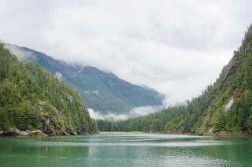 Scenery Cove near Baird Glacier