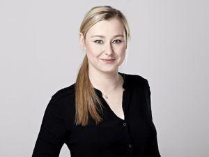 Pia Poppenreiter, retratada por Laura Jost - Le Monde