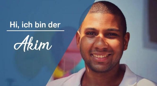 Akim erzählt Dir von seiner Erfahrung im Fachschaftsrat und was ihn dazu bewegt hat, dort mitzuwirken