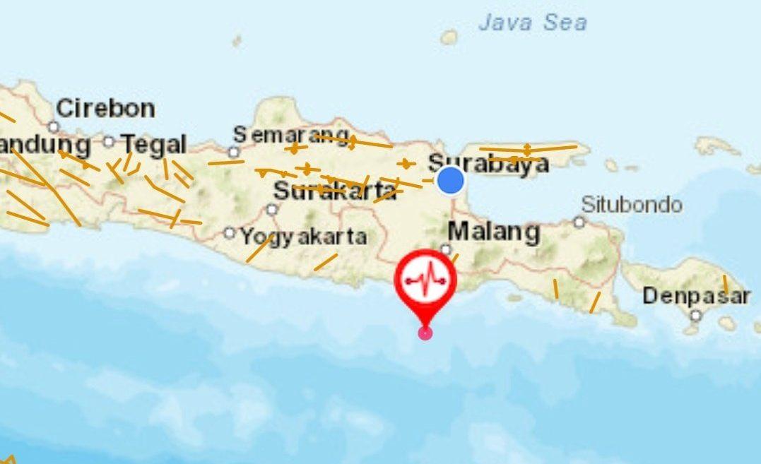 Berkekuatan 6.7 SR, ini Fakta Gempa di Malang