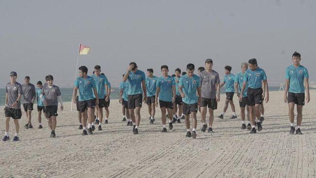 Jadwal Pertandingan Timnas Indonesia di Uni Emirat Arab