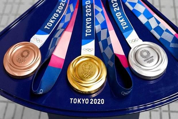 Perolehan Medali Olimpiade