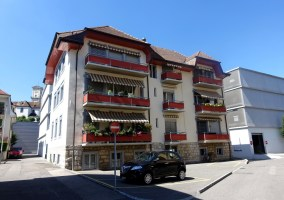 Appartement de 2 pièces entre la gare et la vieille ville de Delémont