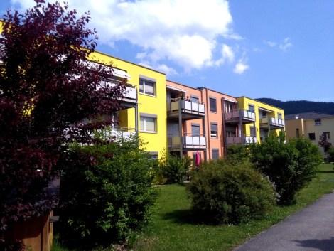 Appartement 3 1/2 pièces au 1er étage