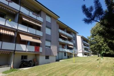 Appartement de 3 pièces dans les hauteurs de Delémont