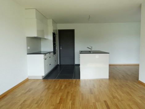 Appartement de 3.5 pièces au rez