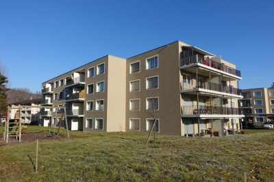 Appartement de 3.5 pièces au sud de Delémont
