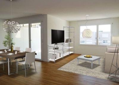 Appartement lumineux de 4.5 pièces