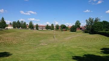 Gropen in Leksand in summer