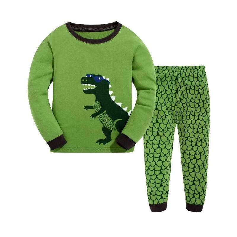 Pyjama Dinosaure 2 Ans 3 Ans 4 Ans 5 Ans 6 Ansmotif