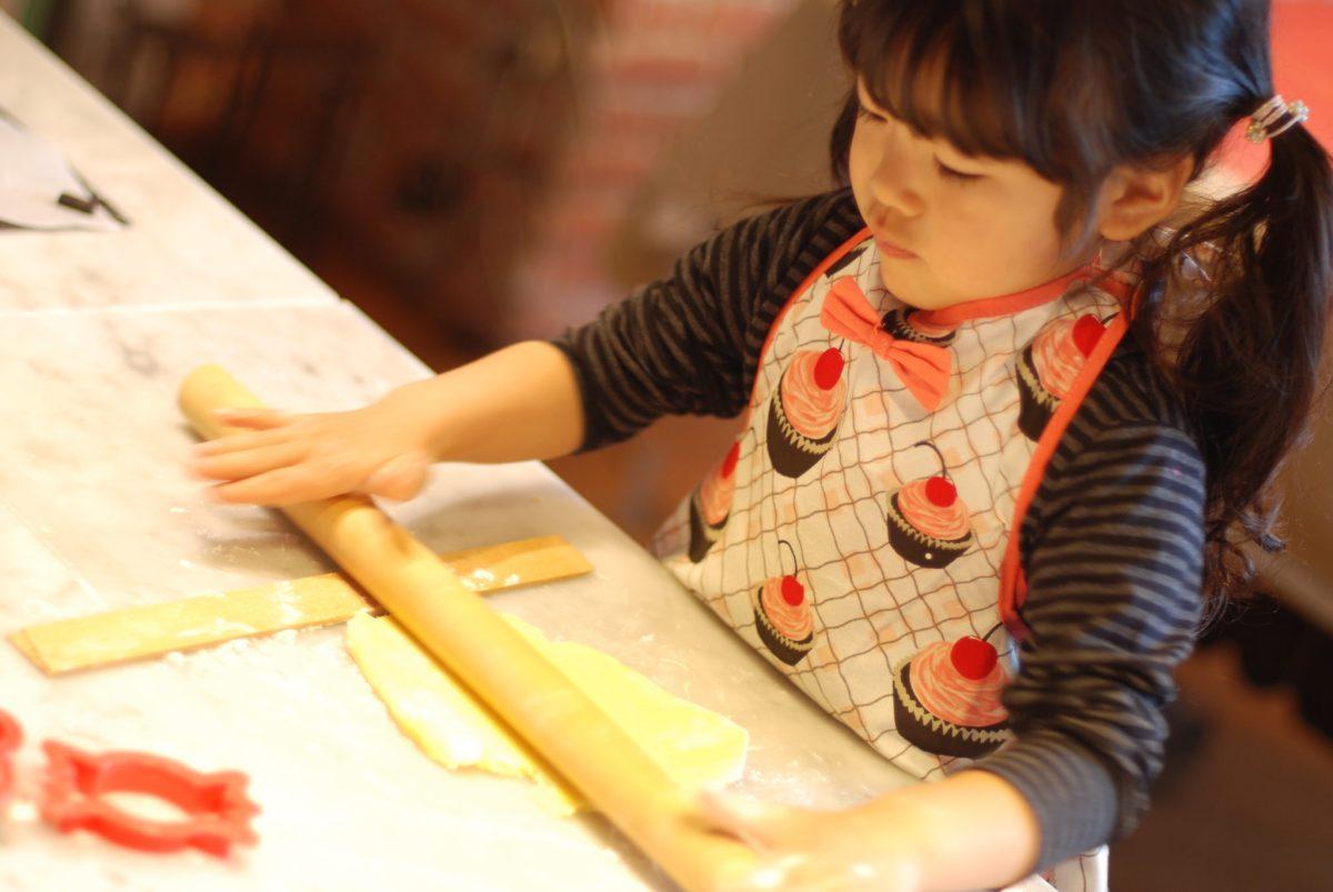 子供のためのお菓子作り教室