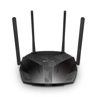 Product image for Mercusys MR70X AX1800 Dual-Band WiFi 6 Router
