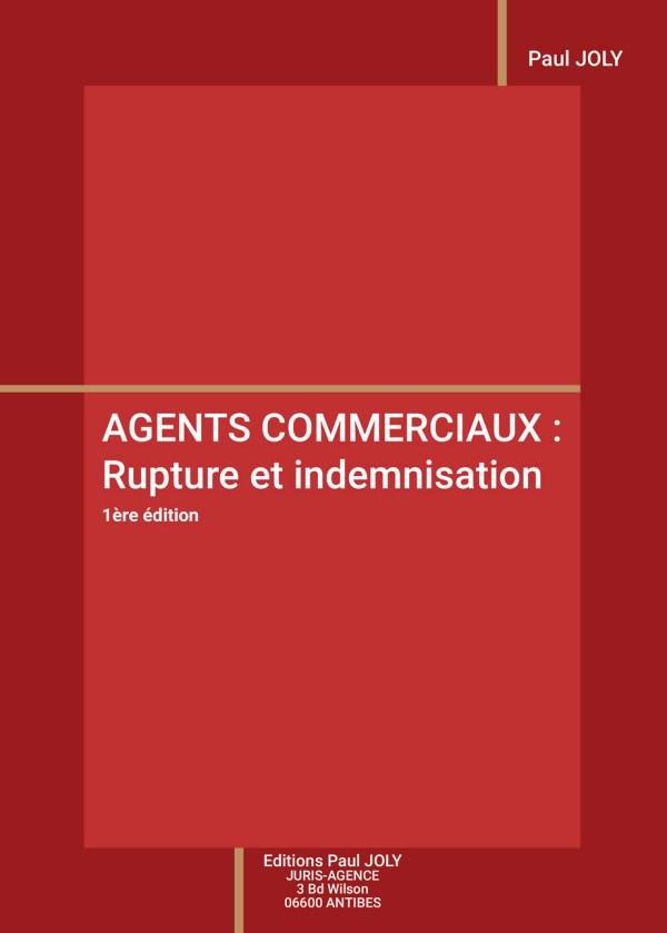 agents commerciaux : rupture et indemnisation paul joly